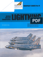 (Warpaint Series No.14) British Aircraft Corporation Lightning