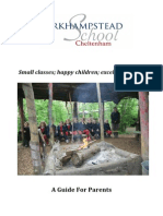 Parents' Handbook 2013-2014
