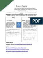 compost pile proposal