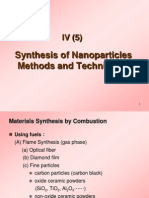 Nanopartikel materi