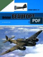 (Warpaint Series No.50) Bristol Beaufort