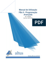 Manual de Utilização FBs II