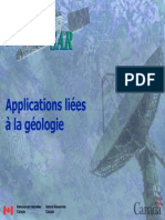 Applications Liees a La Geologie