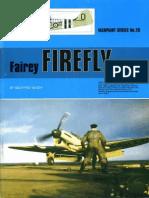 (Warpaint Series No.28) Fairey Firefly F.Mk.1 to U.Mk.9