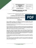 Acuerdo Municipal 010 de 2010- Eot