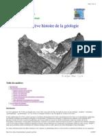 Breve Geologie