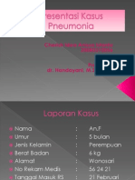 Presus Pneumonia Che Punya