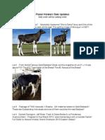 Planet Holstein Sale Updates2013
