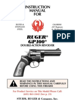 New Ruger Bearcat Manual | Revolver | Trigger (Firearms)