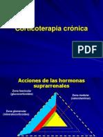 CORTICOIDES manejo cronico