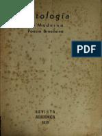 An to Log i Ada Modern a Poesia Brasileira