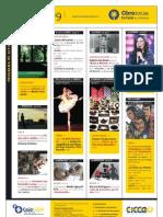Obra Social de La Caja de Canarias (CICCA) - Agenda de Julio 2009