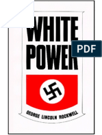 [George Lincoln Rockwell] White Power