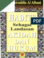 6212280 eBook Hadits Sebagai Landasan Aqidah Dan Hukum