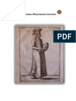 Traditional Macedonian Costumes vol.1