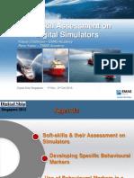 Soft-skill Assessment on Simulators