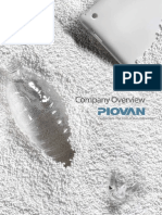 Piovan Company Overview