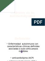 SEMINARIO ANTIFOSFOLIPICO