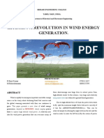 Kitegen a Revolution in Wind Energy Generation-suman