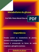 Aula 9 (Metabolismo Da Glicose)