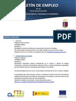 Boletín 01_Empleo y Desarrollo Económico