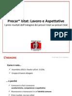 PRESENTAZIONE_INDAGINE_PRECARI