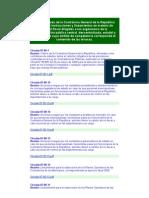 Las Circulares de la Contraloría General de la República contienen instrucciones y lineamientos en materia de control fiscal dirigidas a los organismos de la administración p