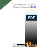 Comportamiento Al Fuego Poliestireno Expandido EPS