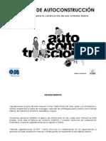 Manual de Autoconstruccion - Santa Cruz Bolivia