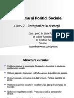 IDD Probleme Si Politici Sociale Curs II
