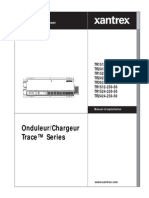 Onduleur-Chargeur Trace™ Series - Schneider Electric