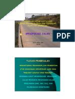 Spesifikasi Jalan Hpji
