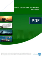 The West African Oil & Gas Market 2013-2023