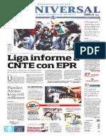Planas Principales Diarios en Mexico-jue-03-2013
