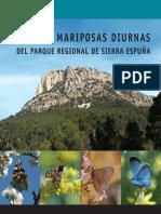 Mariposas diurnas del Parque Regional de Sierra Espuña