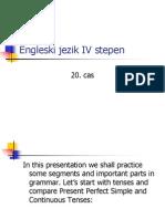 Engleski Jezik IV Stepen 18. Cas