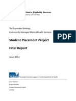 Community Mental Health_Final Report