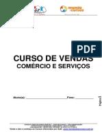 Apostila de Vendas - Comércio e Serviços