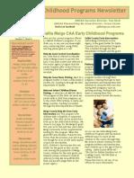 Gmcaa September Newsletter 2013