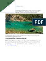 Paleokastritsa Corfu Ghid Turistic