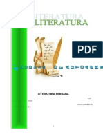 Tema Literatura Peruano Original