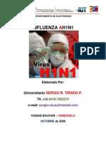 Ah1n1 Virus Influenza Gripe Porcina111