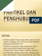 Partikel Bahasa Melayu
