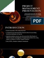 Project Management Presentation