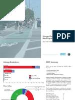 2011 Bikeways Year End Report