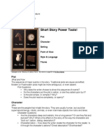 Short Story Tools