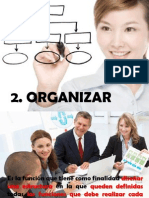 Organizaciòn