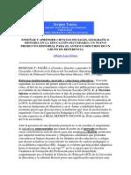 BENEJAM-PAGES-Enseñar y aprender Ciencias Sociales - RESEÑA