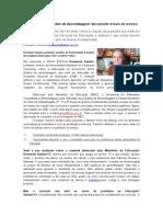 SAVIANI, Sobre Os Direitos de Aprendizagem. Revista Nova Escola. Acesso.3.6.2013