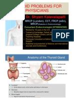 Thyroid by Dr. shyam kalavalapalli, endocrinologist, hyderabad